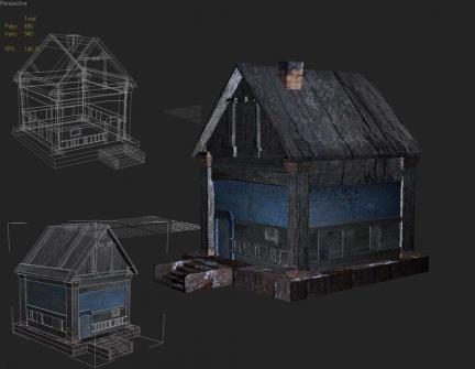 low-poly_house