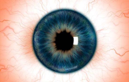 Текстура глаза