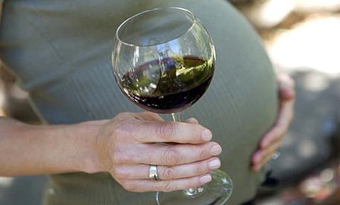 Беременность и алкоголь