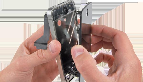 Замена дисплея на смартфонах iPhone