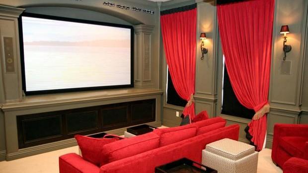 Виды домашнего кинотеатра