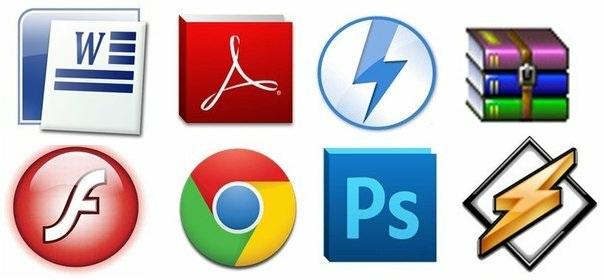 Необходимые программы для компьютера
