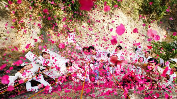 Традиционная свадьба: самые необычные свадебные обряды в мире