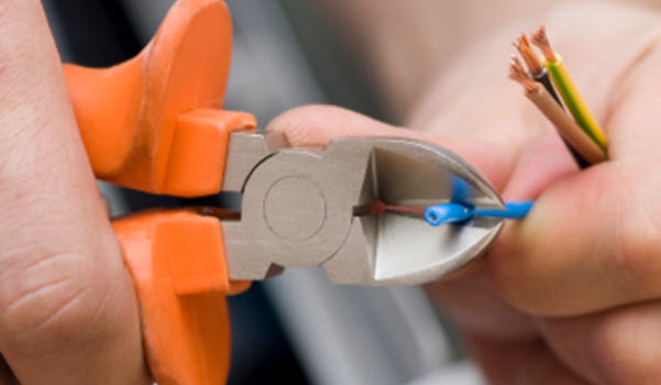Выполнение электромонтажных работ