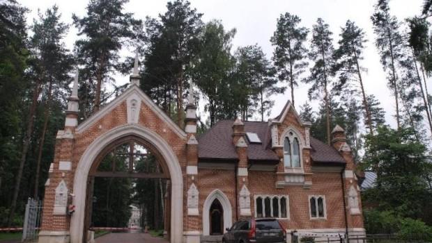 Поселок Сады Майндорф