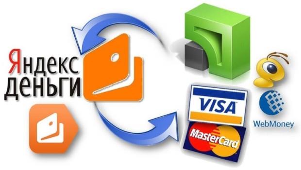 Самые популярные платежные системы в России
